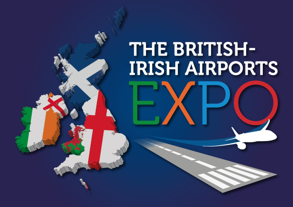 airport expo banner